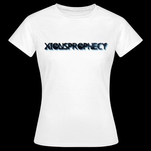 XPShirtLogo2Blue - Women's T-Shirt