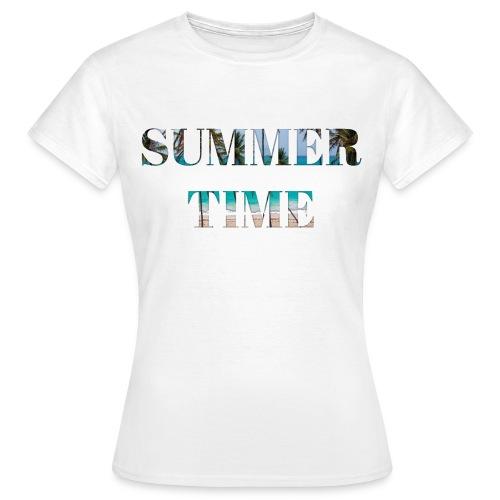 Summertime - Frauen T-Shirt