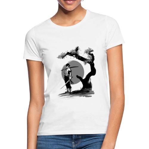 samurai - T-shirt Femme