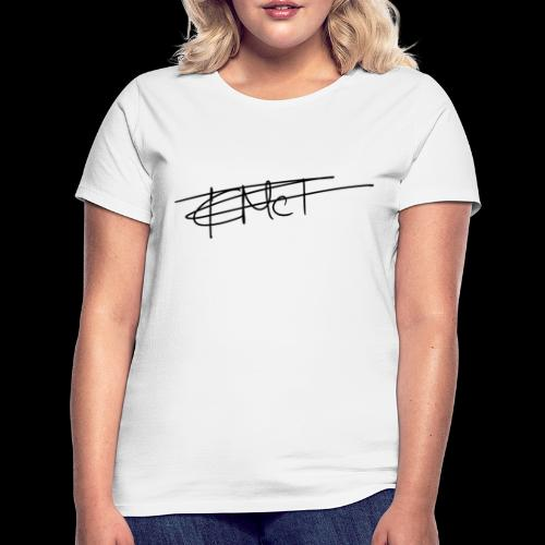Signature KMcF Volume I Black - Women's T-Shirt
