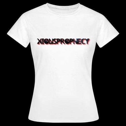 XPShirtLogo2Red - Women's T-Shirt