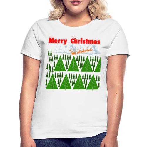christmas time. Tempo di Natale - Maglietta da donna