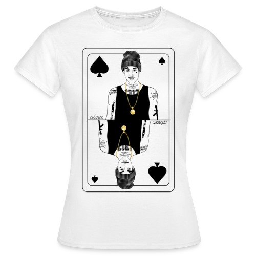Jack of Spades - Frauen T-Shirt