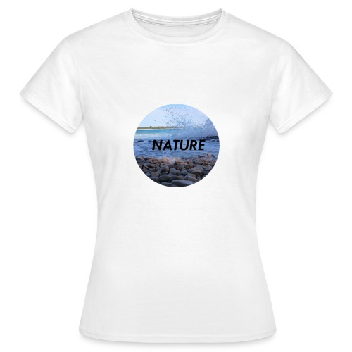 Nature Meer - Frauen T-Shirt