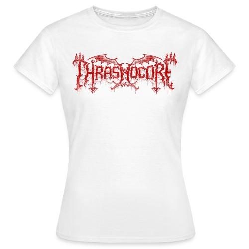 rougeoui - T-shirt Femme