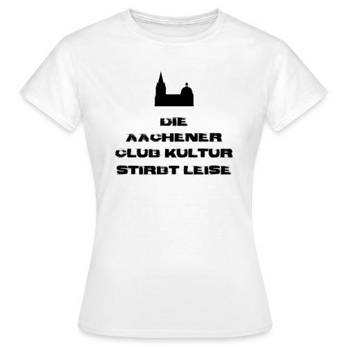 Aachener Club Kultur - Frauen T-Shirt