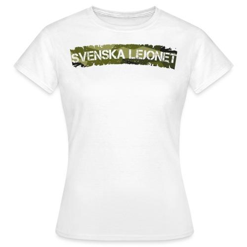 Svenska Lejonet M90 Patch - T-shirt dam