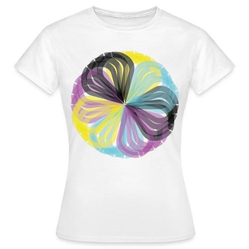 colores - Camiseta mujer