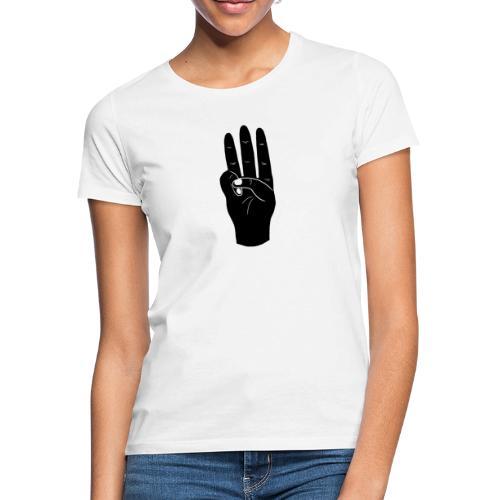 pfadfindergruss - Frauen T-Shirt