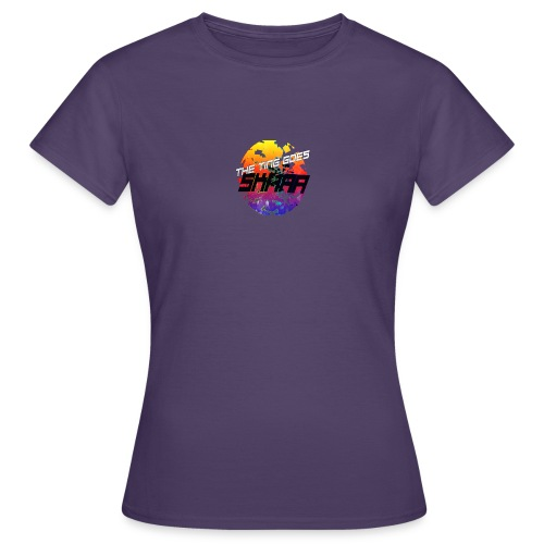 The ting goes SKRAA - Vrouwen T-shirt