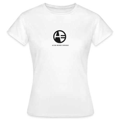 LOGO black - Women's T-Shirt