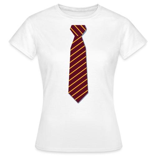 Kravatte 2 - Frauen T-Shirt