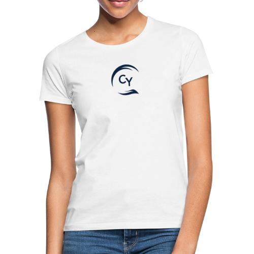CHARTERBAR LOGO - blue - Frauen T-Shirt