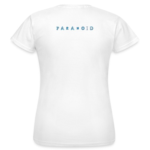 paranoia spring collection - T-shirt dam