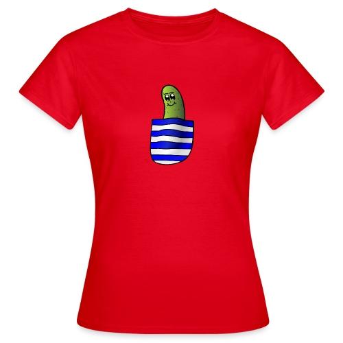 Pocket Pickle #1 - Maglietta da donna