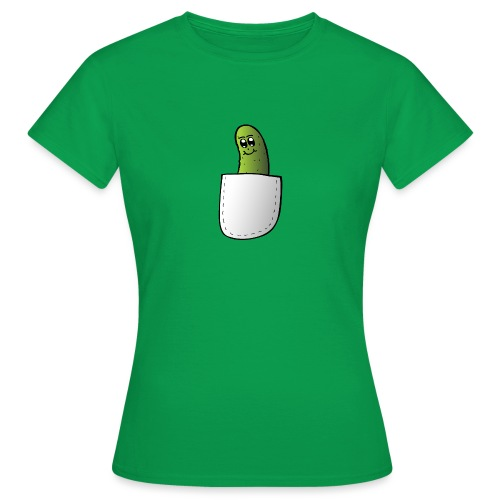 Pocket Pickle #2 - Maglietta da donna