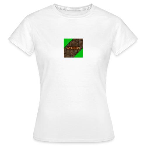 Wokky T Shirt - T-shirt dam
