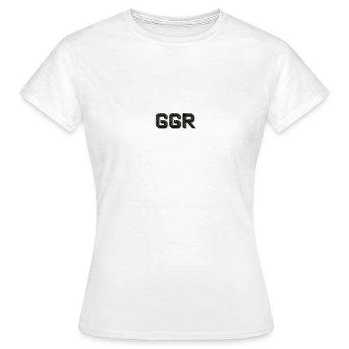 GloryGang Records Branded Range - Women's T-Shirt