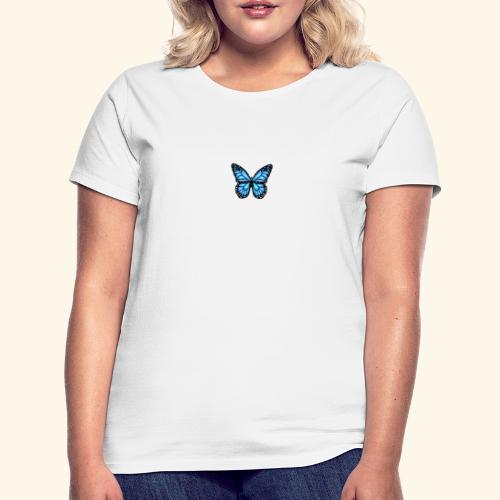Vlinder T-shirt - Butterfly - Vrouwen T-shirt