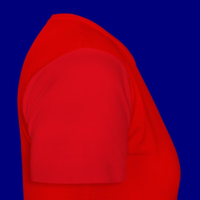 Parsienne rouge bleu