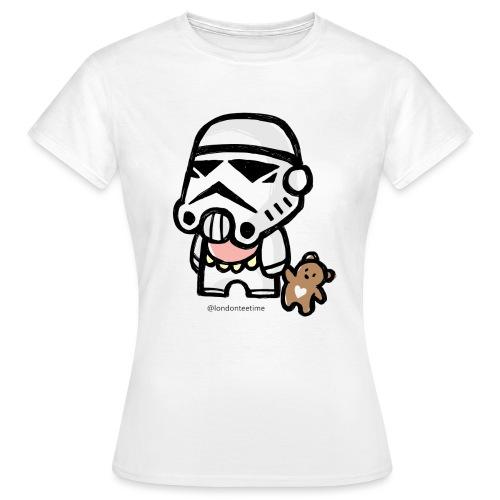 Stormtrooper pink LTT - Women's T-Shirt