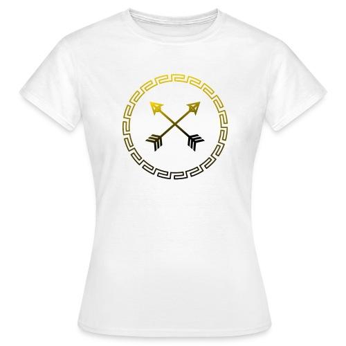 logo 1 - Dame-T-shirt