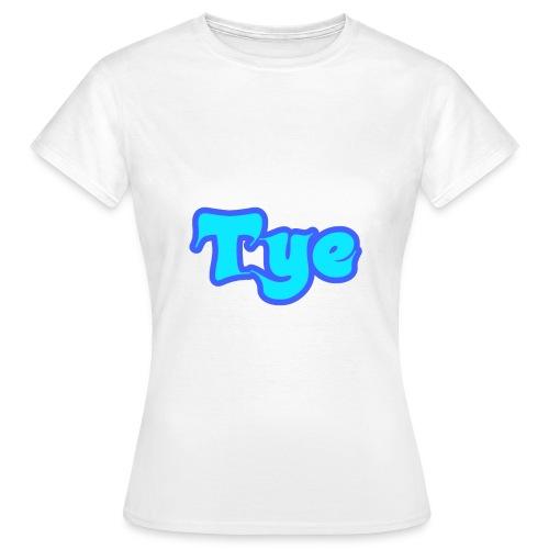 Tye Orginal Merch - T-shirt dam
