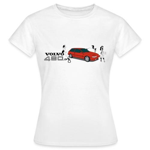 Hot Babe - T-shirt Femme