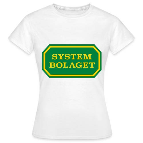 Spritbolaget - T-shirt dam