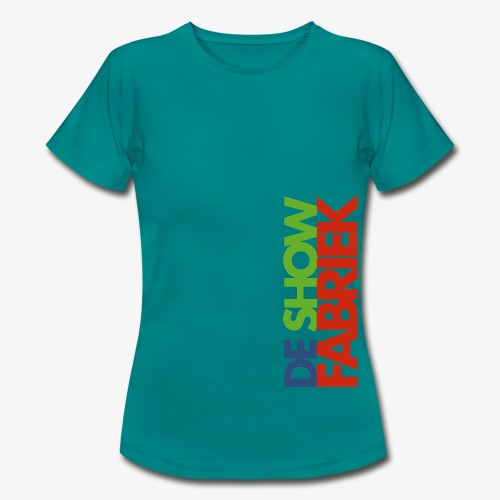 De Showfabriek - Vrouwen T-shirt