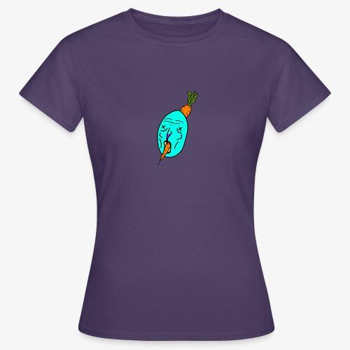 The Carrot - T-shirt dam