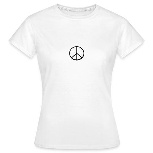 peace - T-shirt dam