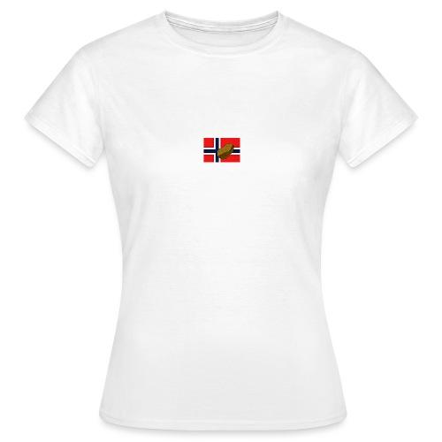 NorPot - T-skjorte for kvinner