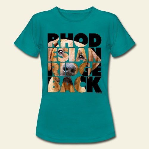 NASSU Rhode 2 - Naisten t-paita