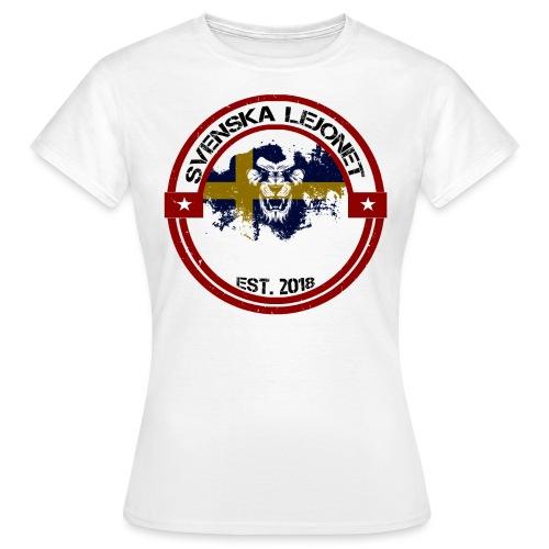 Svenska Lejonet EST 2018 - T-shirt dam