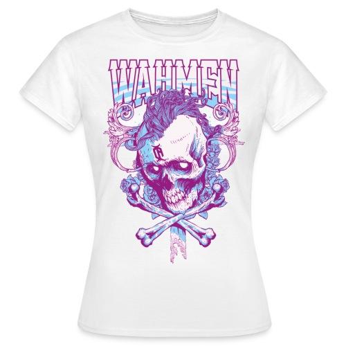 whamen_color - T-shirt dam
