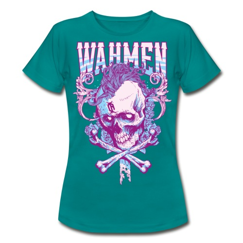 whamen_color - Women's T-Shirt