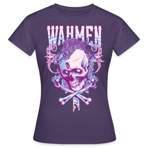 whamen_color - Women's T-Shirt