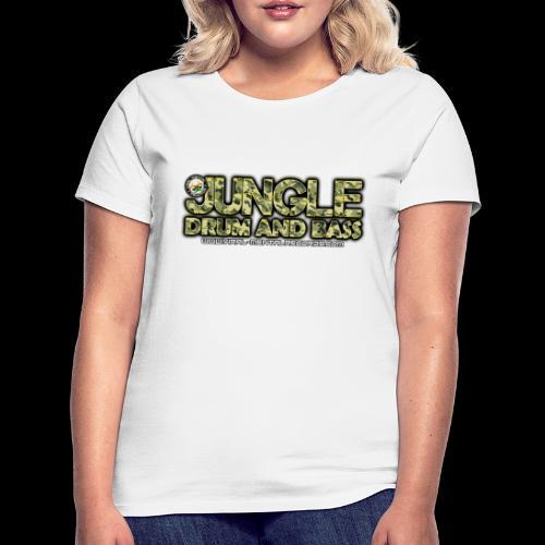VMR Jungle Drum and Bass TrackTop - Women's T-Shirt