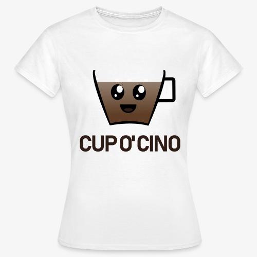 Kopje Cino - Vrouwen T-shirt