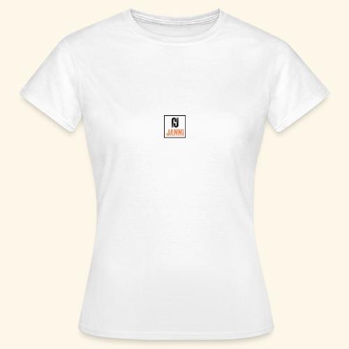 Janni Original Streetwear Collection - Dame-T-shirt