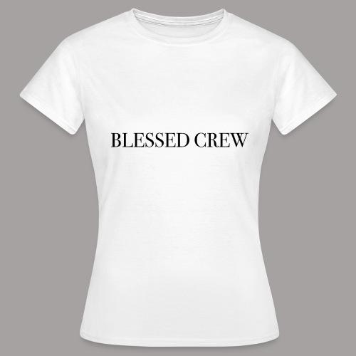 Blessed Logo - Frauen T-Shirt