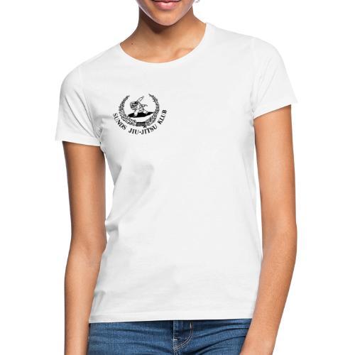 logo på brystet - Dame-T-shirt