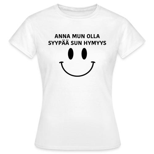 HYMY - Naisten t-paita
