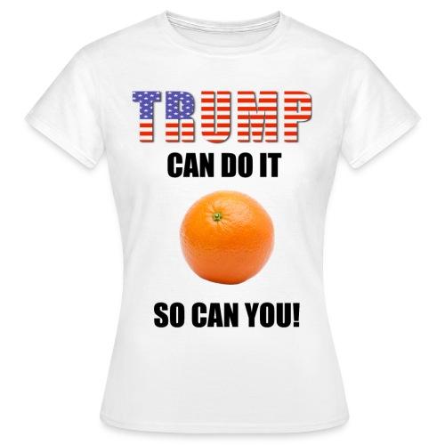 Trump Trans-2 - Women's T-Shirt