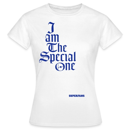 I Am the Special One - Women's T-Shirt