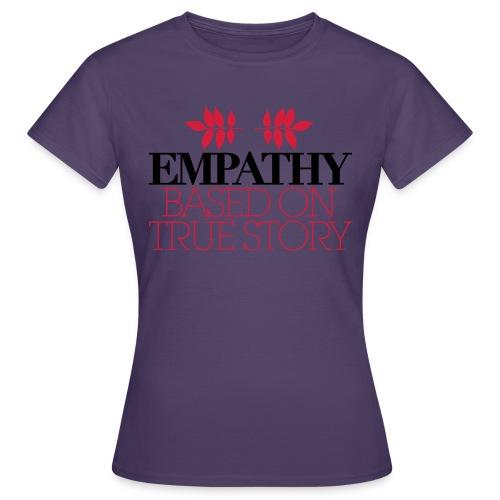 empathy story - Koszulka damska