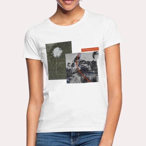 """THE HONEYMOON IS OVER"""" VANGSGAARD & WORSOE - Dame-T-shirt"""