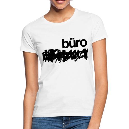 BD Büro XXX - Frauen T-Shirt