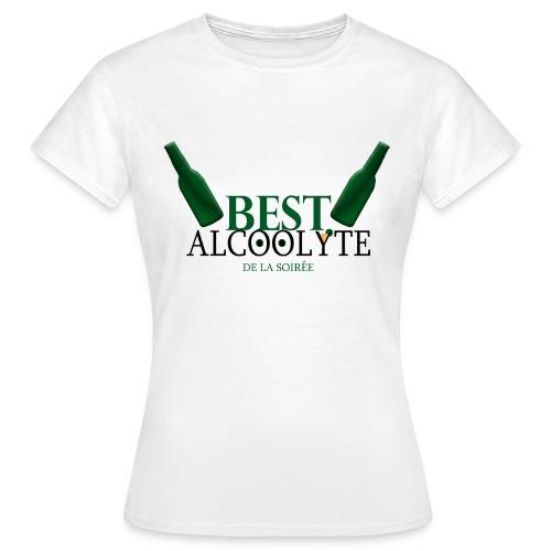 Alcoolyte ! - T-shirt Femme